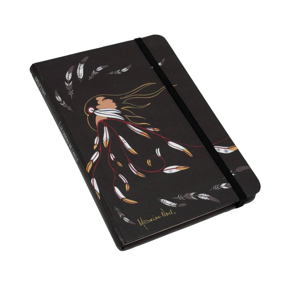 Hardcover Journal - Eagle's Gift