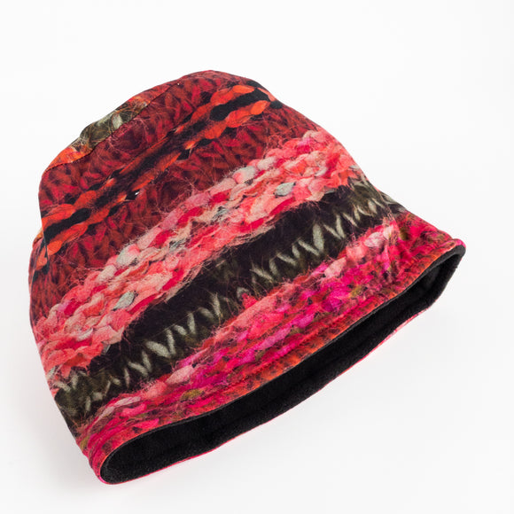 Digital knit hat