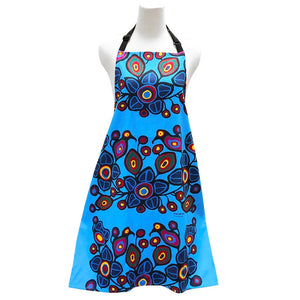 Apron - Flowers and Birds