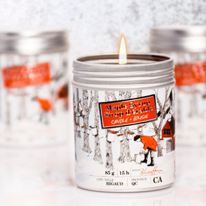 Truly Canadian Maple Scented Candle