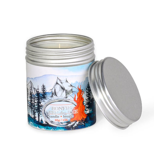 Truly Canadian Bonfire Candle