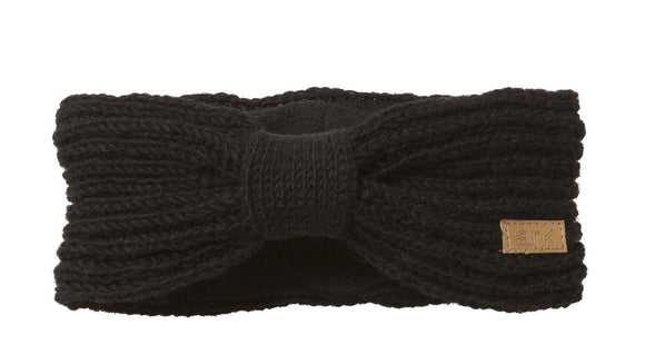 Bow Wool Headband
