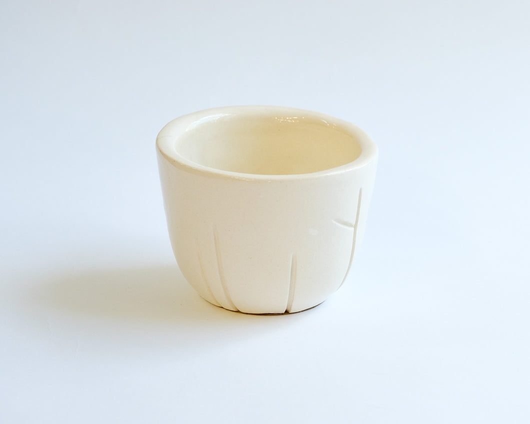White Branches Bowl