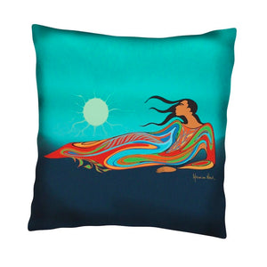 Cushion Cover - Mother Earth