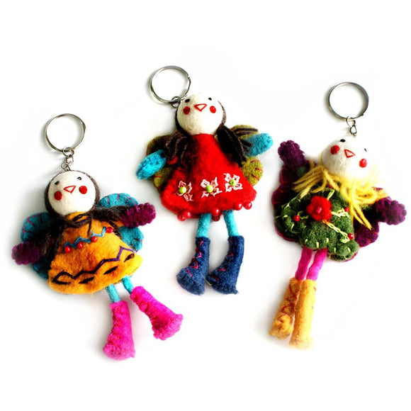 Fairy Doll Keychain