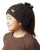 Helix Ponytail Hat