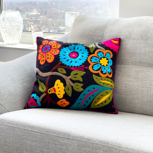 Embroidered Throw Pillows - Egypt
