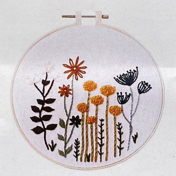 Embroidery DIY Kit Assorted