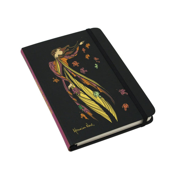 Hardcover Journal - Leaf Dancer
