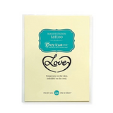 Temporary Tattoos - 2 pack
