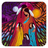 Indigenous Art Coasters