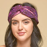 Guru Single Twist Reversible Headband