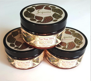 Sequoia Tree Mint Face Scrub