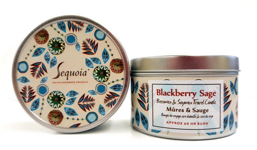 Sequoia Candles