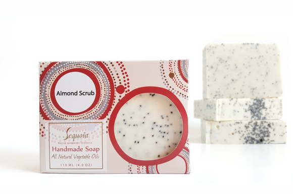 Sequoia Handcrafted Soaps - 4oz