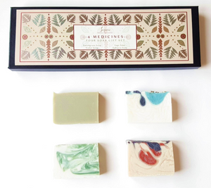 Sequoia Four Soap Gift Set