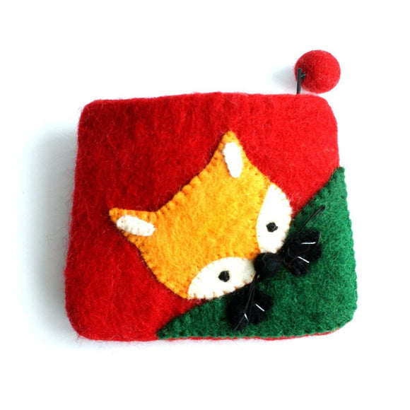 Little Fox Mini Purse