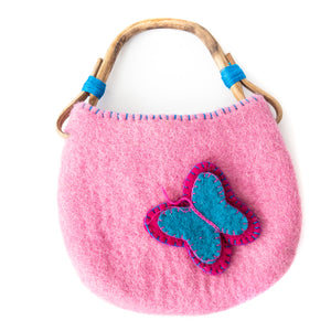 Butterfly Playful Purse