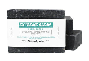 Naturally Vain Extreme Clean Soap
