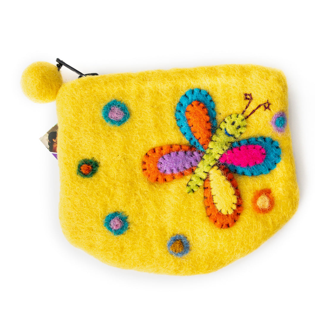 Butterfly Playful Pouch