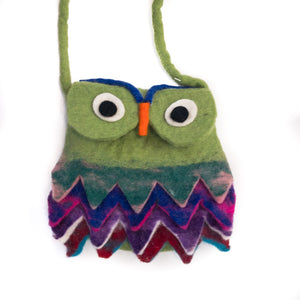 Owl Character Purse