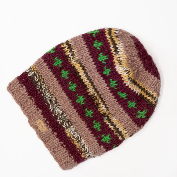 Stripes Slouch Hat