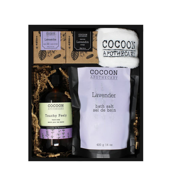 Cocoon Gift Set - Lavender Care