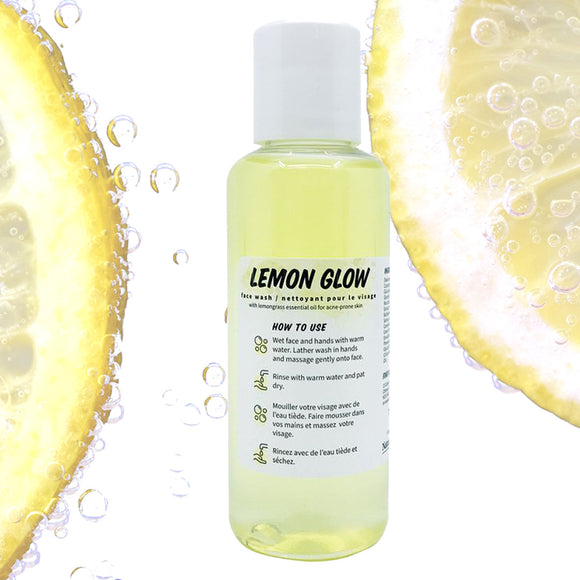 Lemon Glow Face Wash