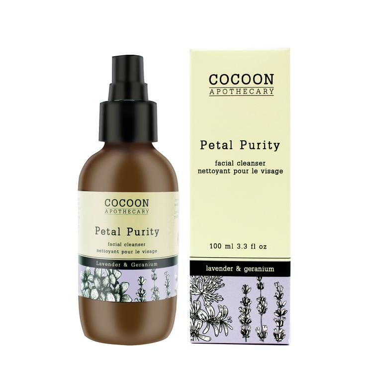 Petal Purity Milk cleanser