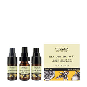 Skin Care Starter Kit for Oily Skin