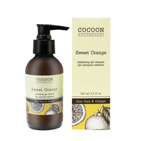 Sweet Orange Exfoliating Gel Cleanser