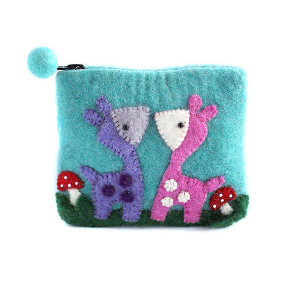 Two Deer Mini Purse