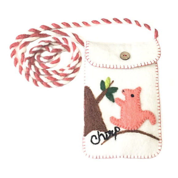 Chirp Mini Purse
