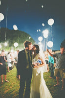 Led wedding Balloon set
