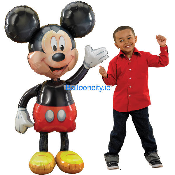 Mikey mouse air walker