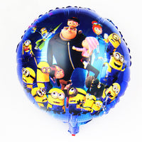 Minion foil balloon