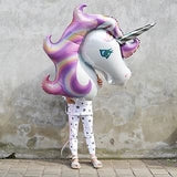 Unicorn balloon set