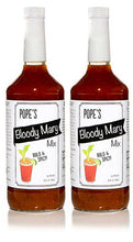 Load image into Gallery viewer, 2 Pack - Pope's Bloody Mary Bold & Spicy - 32 oz