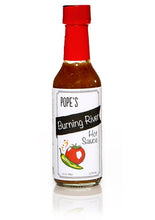 Load image into Gallery viewer, Pope's Burning River Hot Sauce