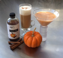 Load image into Gallery viewer, Pope's Pumpkin Spice Syrup