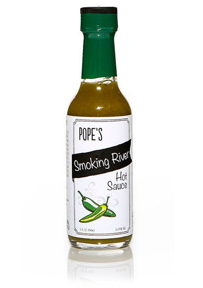 Pope's Smoking River Hot Sauce