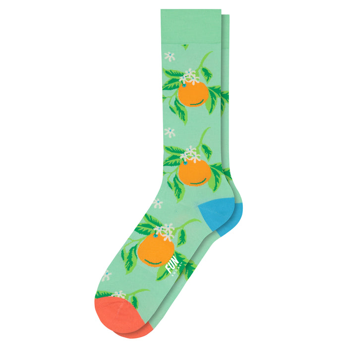 Men's Citrus Crew Sock