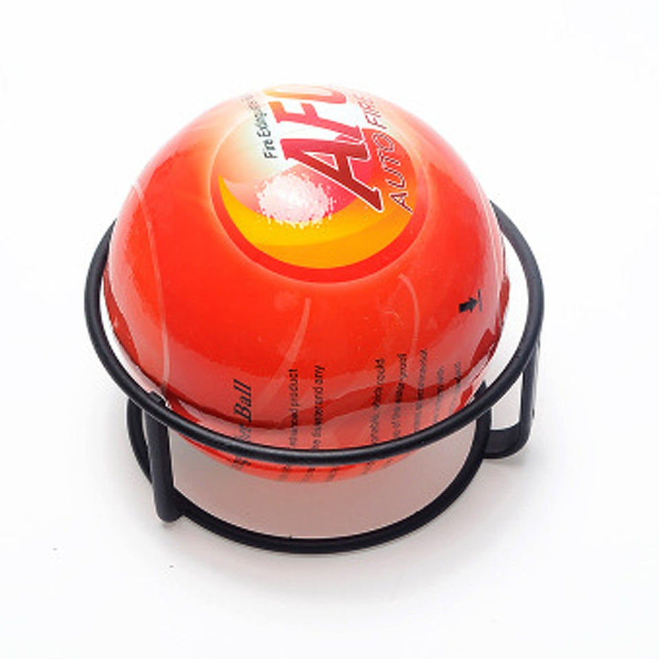 Fire Extinguisher Ball