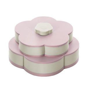 Flower Design Food Storage