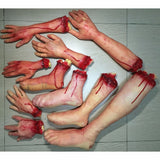 Creepy Body Parts Halloween Props