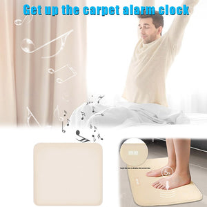 Carpet Alarm Clock LED Smart Digital Display