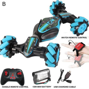 Gesture Sensing Electronic Remote Control Car