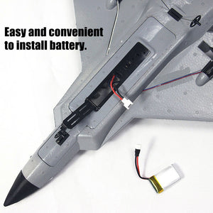 RC Fighter Remote Toy