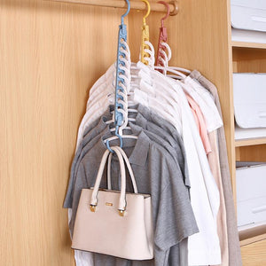 Hangers Closet Space Saving