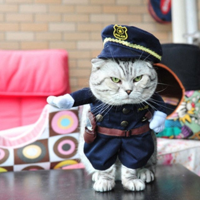 Working Pet Costume